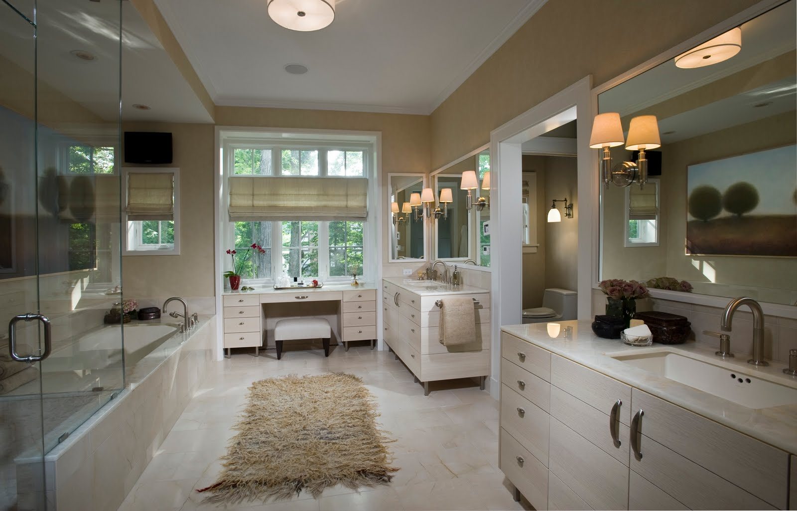 MOST BEAUTIFUL DESIGN FOR YOUR MASTER BATHROOM