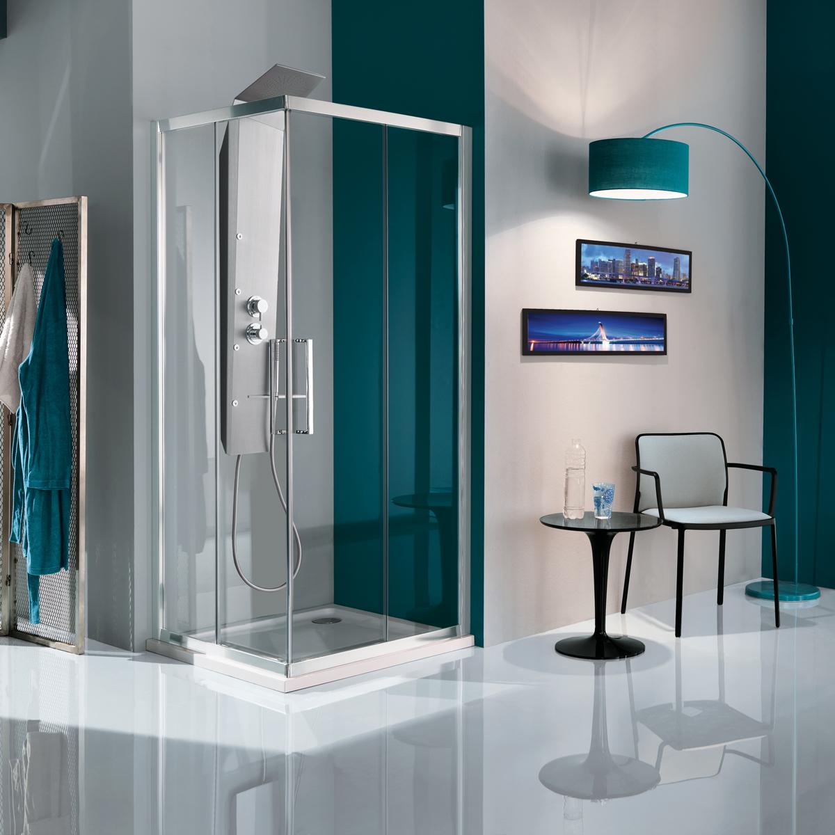 MODERN SHOWER DESIGN IDEAS - glamspaces