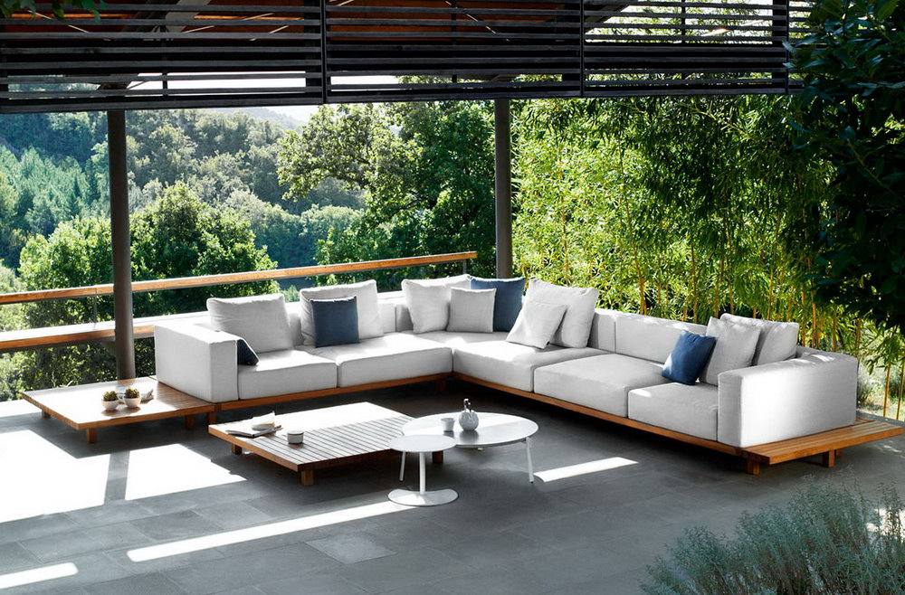 IDEAS FOR OUTDOOR FURNITURE - MOST POPULAR IDEAS FOR OUTDOOR FURNITURE - Glamspaces